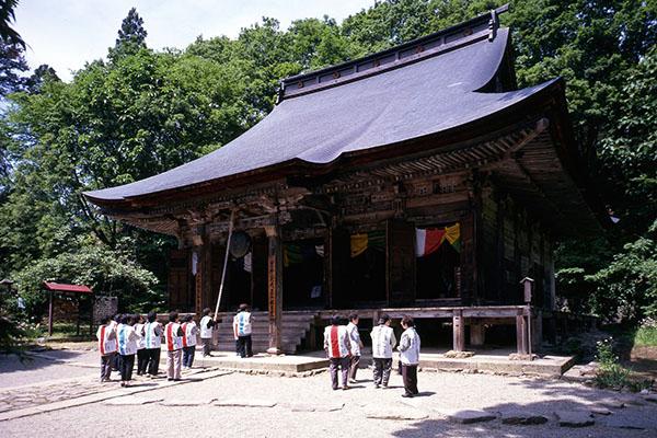 若松寺観音堂